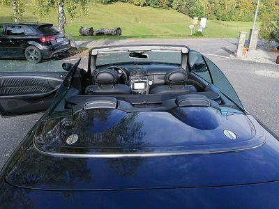 gebraucht Mercedes CLK200 Kompressor Cabrio / Roadster