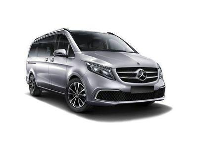 gebraucht Mercedes V250 d 4MATIC kompakt Avantgarde Aut.