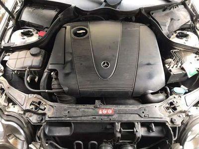gebraucht Mercedes C200 C-Klasse122ps Limousine
