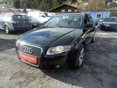 gebraucht Audi A4 Avant 1,9 TDI DPF