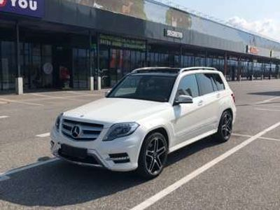 gebraucht Mercedes GLK350 4MATIC BlueEfficiency A-Edition Plus Aut.