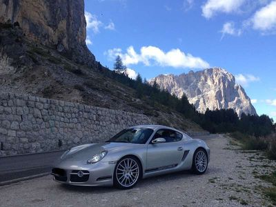 gebraucht Porsche Cayman S Sportwagen / Coupé,