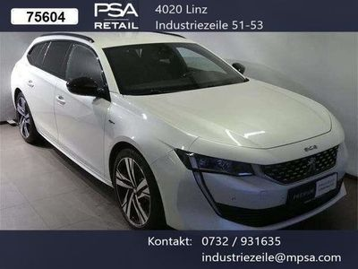 gebraucht Peugeot 508 SW GT 2,0 BHDi180 EAT8 Night Vision