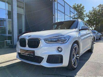 gebraucht BMW X1 xDrive18d M Sport Aut. AHK ISOFIX LED