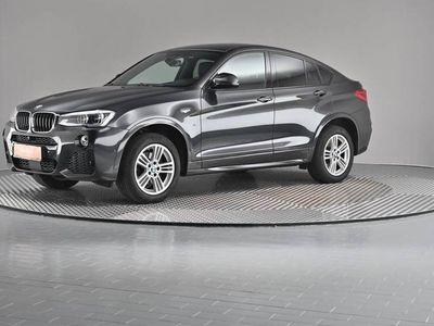 gebraucht BMW X4 20d xDrive Aut.