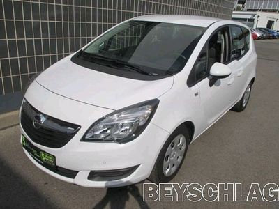 gebraucht Opel Meriva 1,4 ecoflex Cool & Sound Start/Stop System Kombi / Family Van,