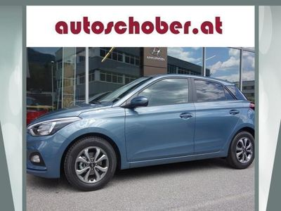 gebraucht Hyundai i20 1,25 Level 2 Plus