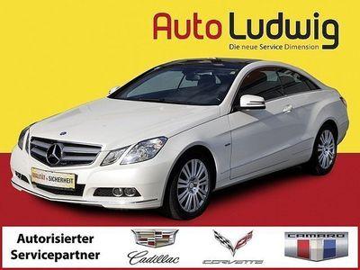 gebraucht Mercedes E220 E-KlasseBlueEfficiency CDI Sportwagen / Coupé,