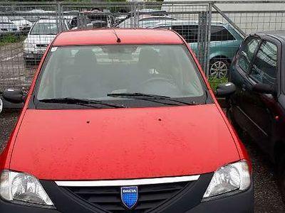 gebraucht Dacia Logan Ambiance 1,4 MPI Klein-/ Kompaktwagen,