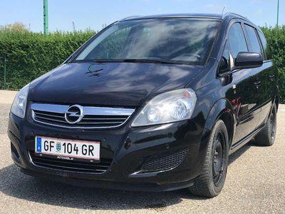 gebraucht Opel Zafira 1.6 Edition 111 Jahre Kombi / Family Van