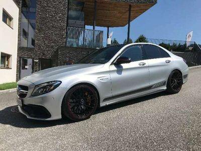 gebraucht Mercedes C63 AMG AMG -Klasse (W205) S