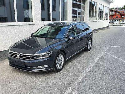 gebraucht VW Passat Variant Highline 2,0 TDI SCR Kombi / Family Van