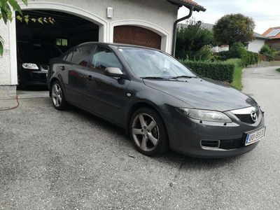 gebraucht Mazda 6 GG1/14T/6 Limousine,