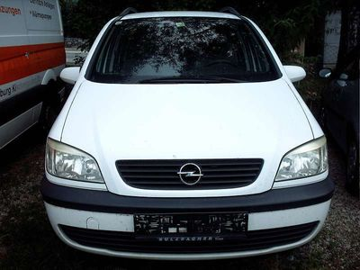 gebraucht Opel Zafira Comfort 2,0 16V DTI Kombi / Family Van