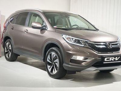 gebraucht Honda CR-V 1,6i-DTEC Executive 4WD Aut.