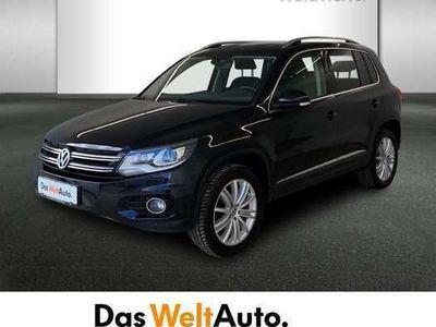 gebraucht VW Tiguan Track & Style TDI 4MOTION