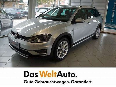 gebraucht VW Golf Alltrack TDI 4MOTION Kombi / Family Van