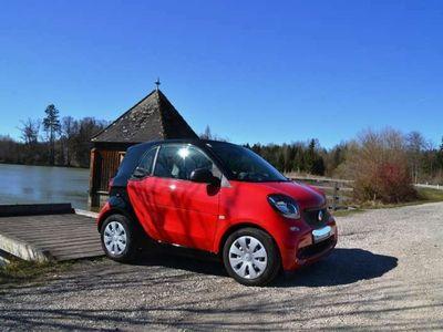 gebraucht Smart ForTwo Coupé f2 Klein-/ Kompaktwagen