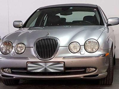 usata Jaguar S-Type 4,0 V8 Aut. Limousine,
