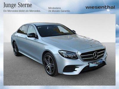 used Mercedes E220 4MATIC Austria Edition Aut.