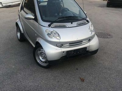 gebraucht Smart ForTwo Cabrio 0.7 Turbo / Roadster