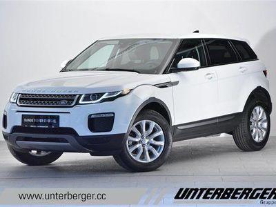 gebraucht Land Rover Range Rover evoque 2,0TD4 150 SE A