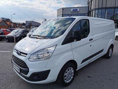 gebraucht Ford Custom TransitKastenwagen L2H1 290 Trend 2,0l TDCi 131Ps Netto € 14.575,--