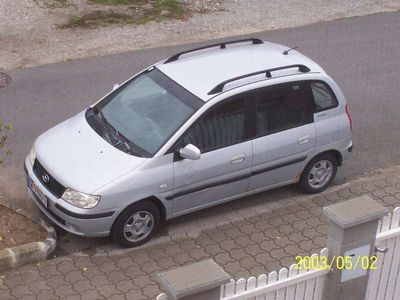 gebraucht Hyundai Matrix CRDi 1,5 Kombi / Family Van