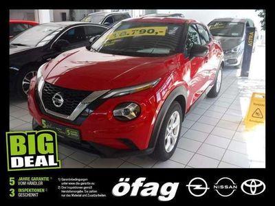 gebraucht Nissan Juke DIG-T 117 Acenta