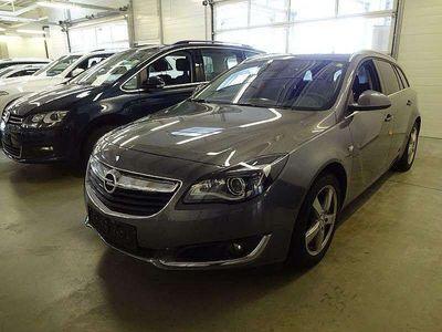 gebraucht Opel Insignia ST 1,6 CDTI ecoflex Edition Start/Stop... Kombi / Family Van