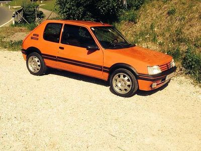 Peugeot 205 gebraucht 20 g nstige angebote autouncle for Peugeot 208 gti gebraucht