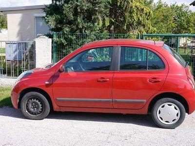 gebraucht Nissan Micra M1 Klein-/ Kompaktwagen