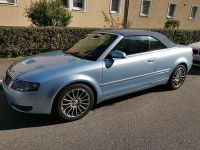 gebraucht Audi A4 Cabriolet 1,8 Turbo Cabrio / Roadster