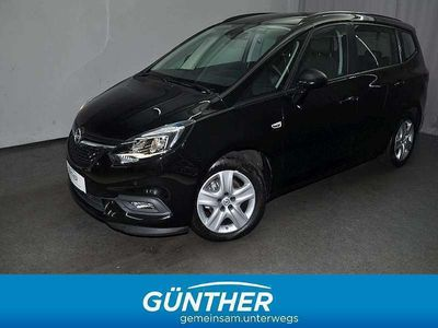 brugt Opel Zafira 1,6 CDTI BlueInjection Edition Edition