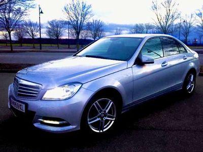 gebraucht Mercedes C200 CDI Elegance BlueEfficiency