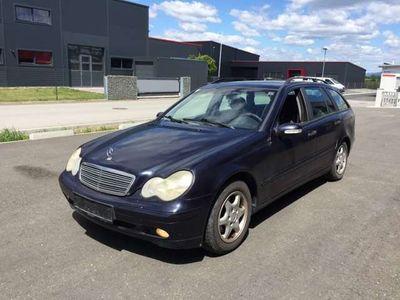 gebraucht Mercedes C200 T CDI Classic