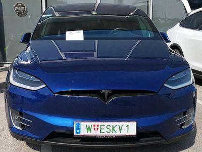 gebraucht Tesla Model X P 90 DL SUV / Geländewagen