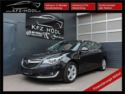 gebraucht Opel Insignia ST 2,0 CDTI Ecotec Allrad Edition Start/Stop System