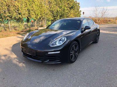 brugt Porsche Panamera 3,0 Diesel Edition Aut.