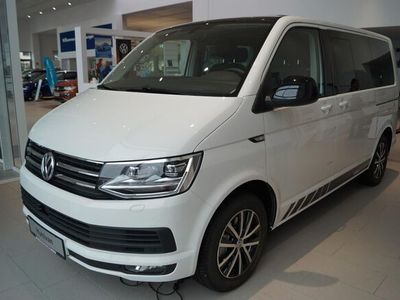 gebraucht VW Multivan Edition TDI 4MOTION