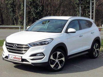brugt Hyundai Tucson 2,0 CRDI Start-Stopp Style SUV / Geländewagen,