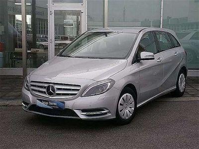 gebraucht Mercedes B180 B-KlasseCDI A-Edition Plus Aut. Limousine,