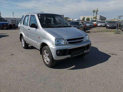 gebraucht Daihatsu Terios 1.3 Benzin SUV / Geländewagen