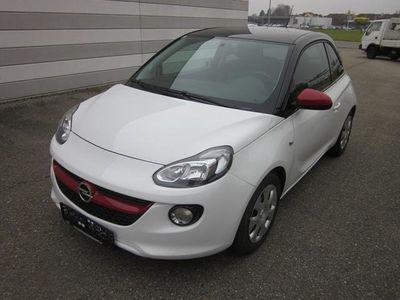 gebraucht Opel Adam 1,2 Glam