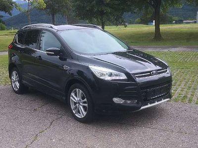gebraucht Ford Kuga 2,0 TDCi Titanium S 4x4 Navi, Xenon, Shz SUV / Geländewagen