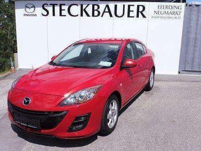 gebraucht Mazda 3 2,0i TX Aut.