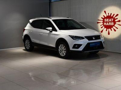 gebraucht Seat Arona FR EcoTSI DSG SUV / Geländewagen