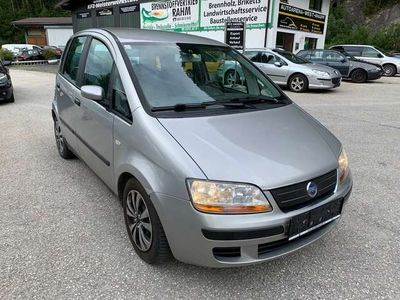 gebraucht Fiat Idea 1,3 16V JTD Multijet 70 Dynamic