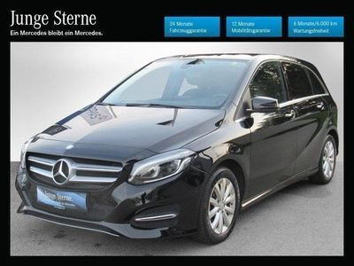 gebraucht Mercedes B180 CDI A-Edition Plus Aut.