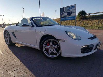 gebraucht Porsche Boxster S 3.2 (Schaltgetriebe) Cabrio / Roadster